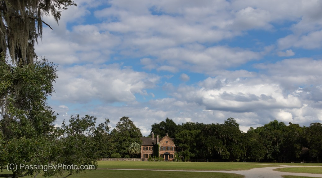 Middleton Place, House Museum, South Flanker