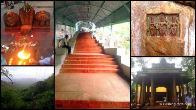 Tirupati steps