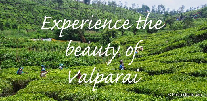 Valparai - A Less Known Hill Station In Tamil Nadu.