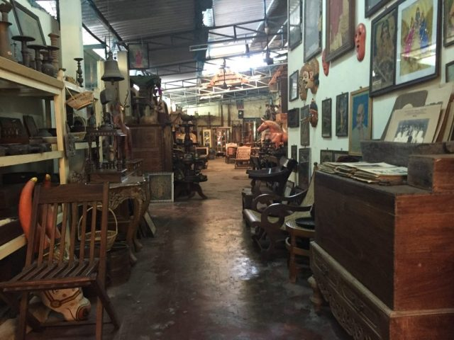 Cochin Antique Store