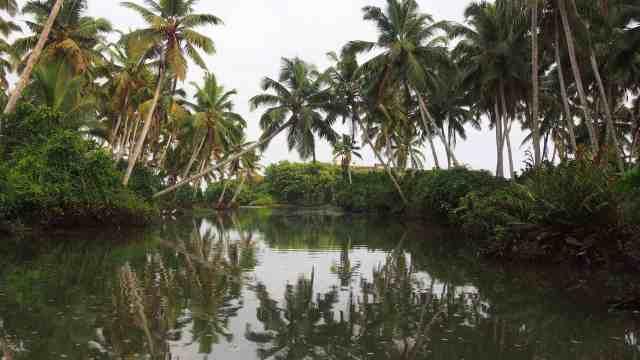 Poovar near Trivandrum