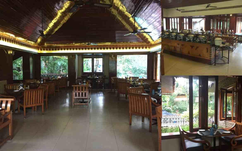 dining Room thekkady