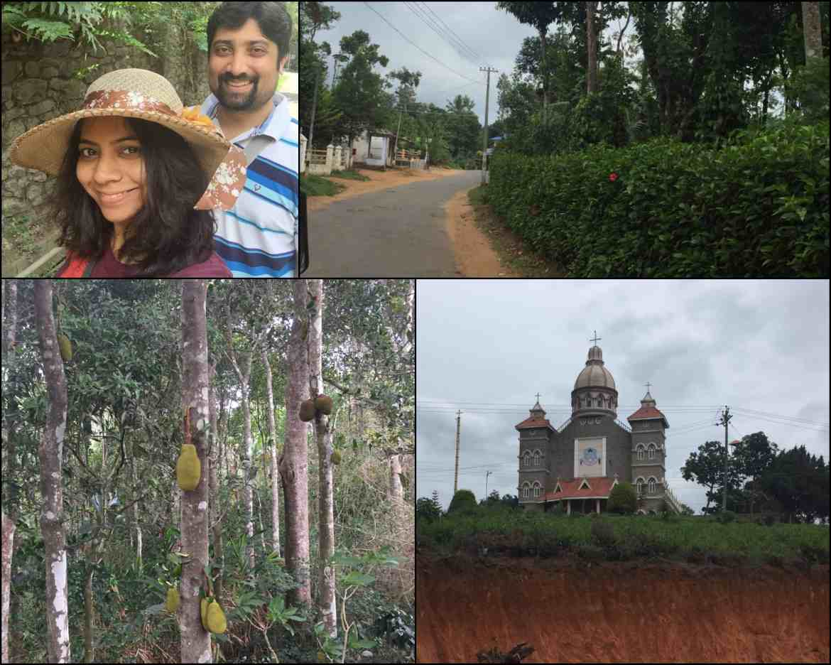 Places in Thekkady