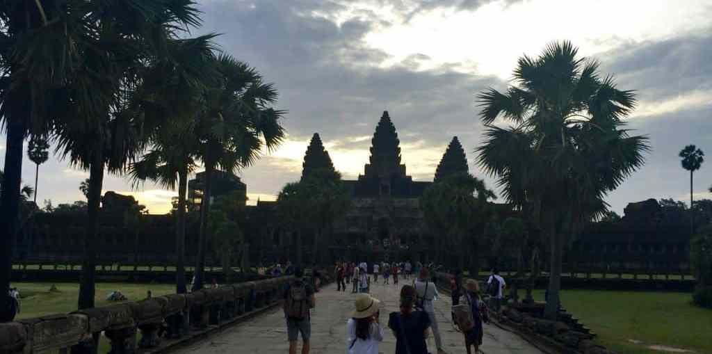 Cambodian evisa process