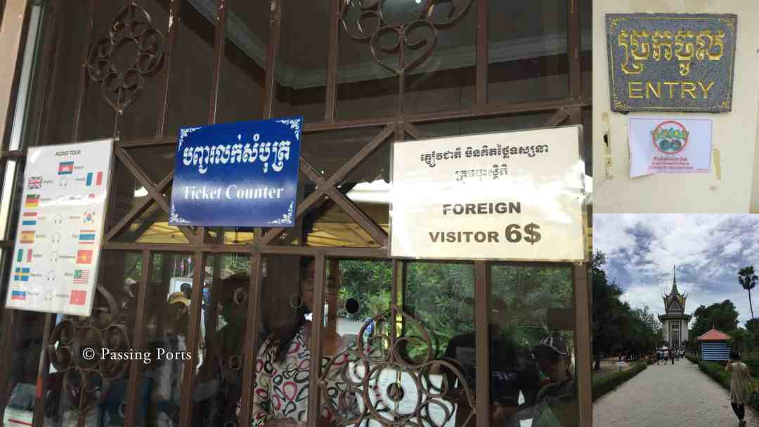 Killing Fields in Phnom Penh