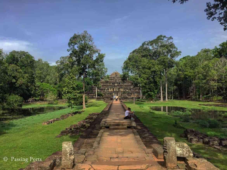 Baphoun Siem Reap Bayon Cambodia