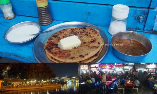 Street food in Udaipur