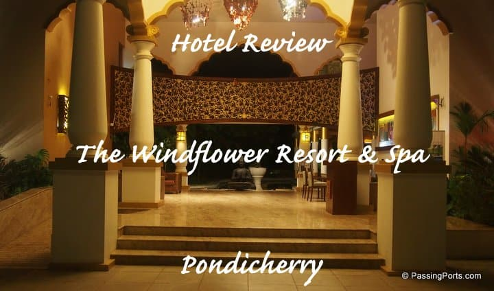 The Windflower, Pondicherry