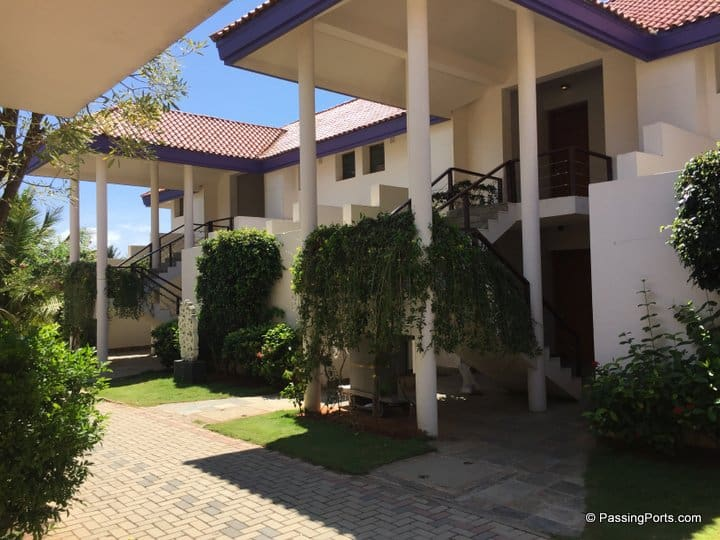 Windflower rooms in Pondicherry