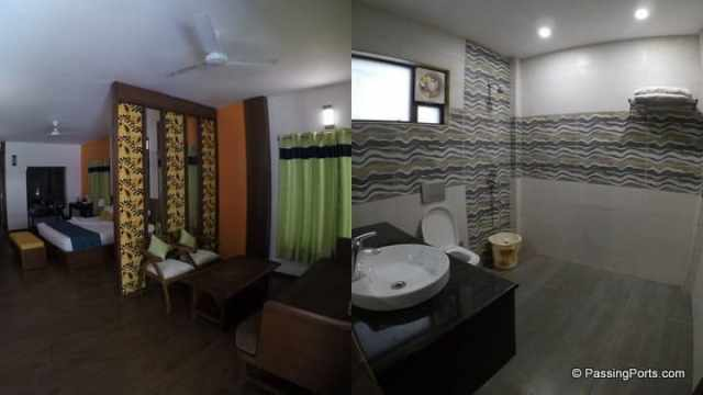 Rooms in Silversand Beach Resort, Havelock