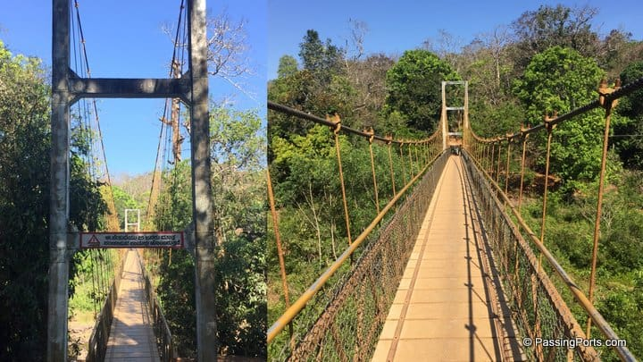 Suspension Bridge, Karnataka
