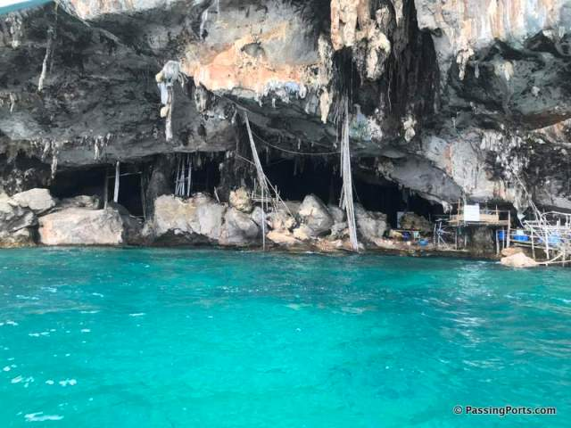 Caves in Krabi
