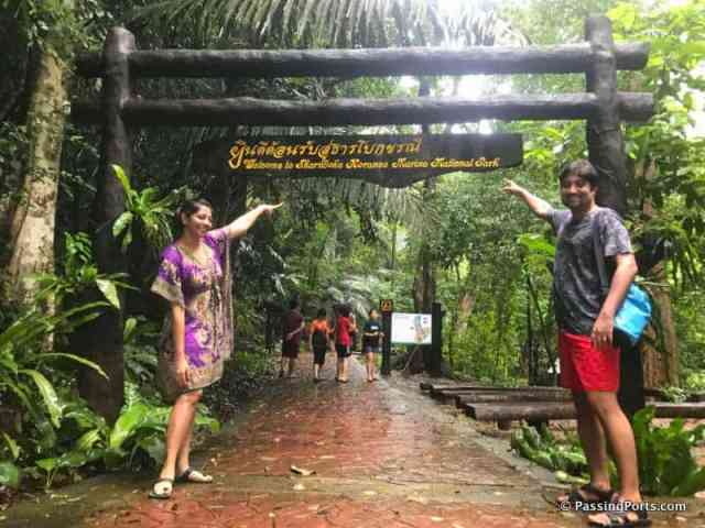 National Park in Krabi