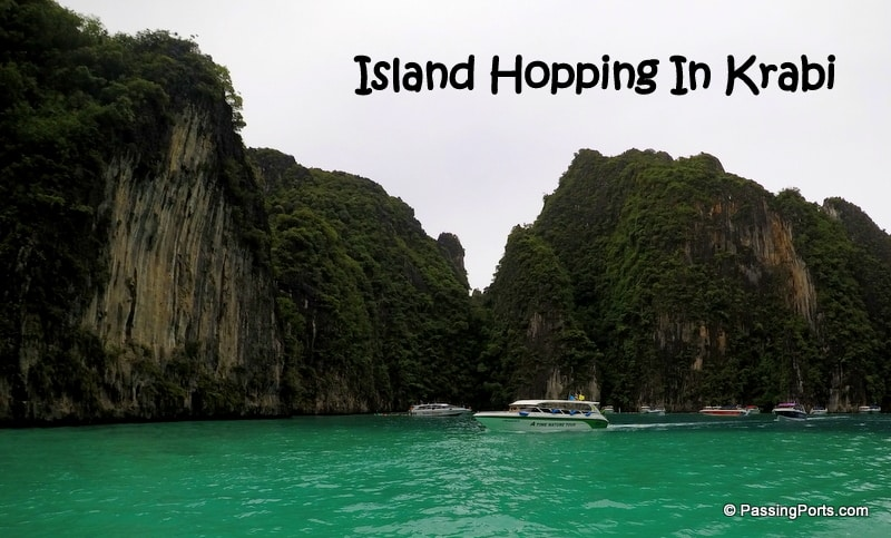 Exciting things to do on a trip to Thailand - Krabi Island Hopping
