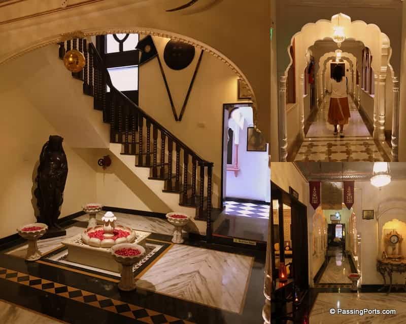 Inside Shahpura in Jaipur