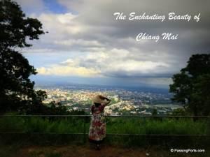 Pan view of Chiang Mai