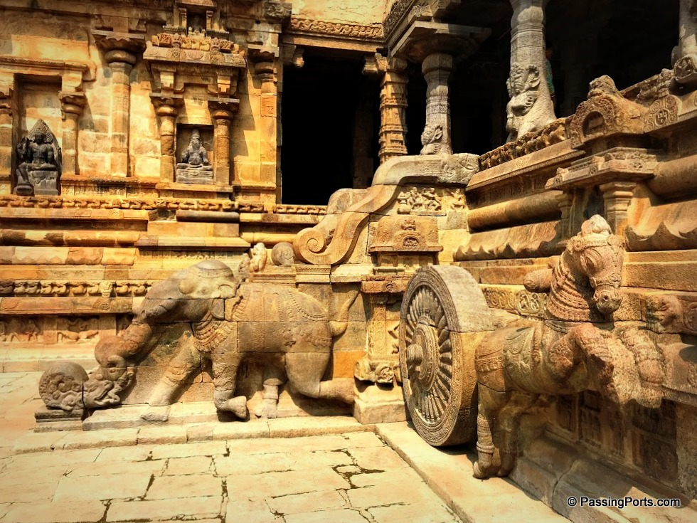 Most artistic temple in Tamil Nadu