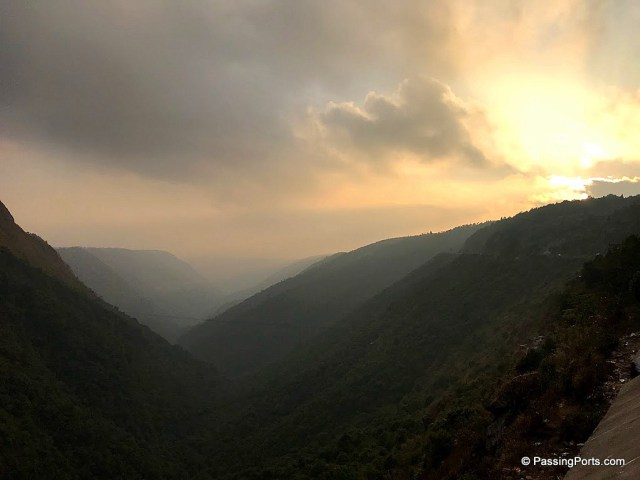 Amazing view of the Mawdok Valley