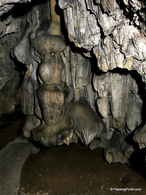 Caves in Cherrapunji