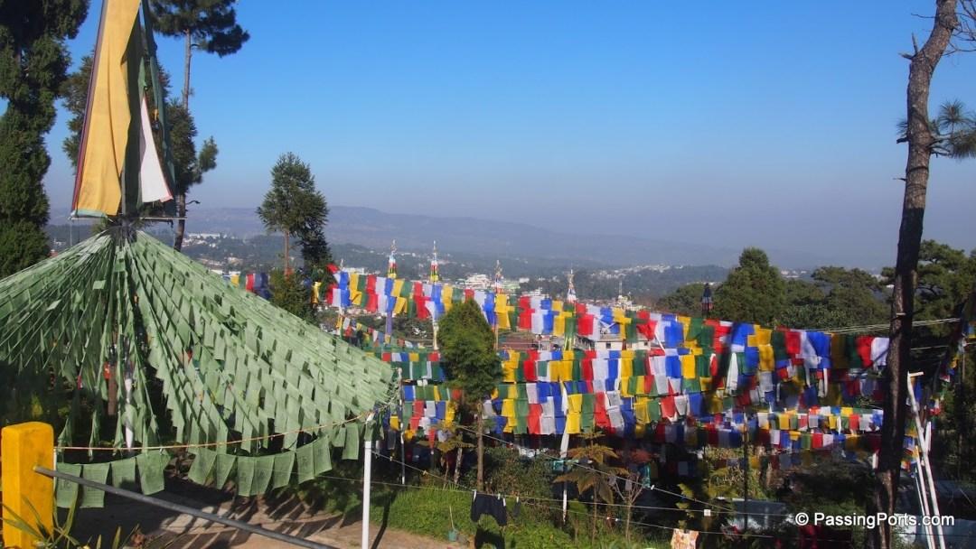 Monastery in Shillong