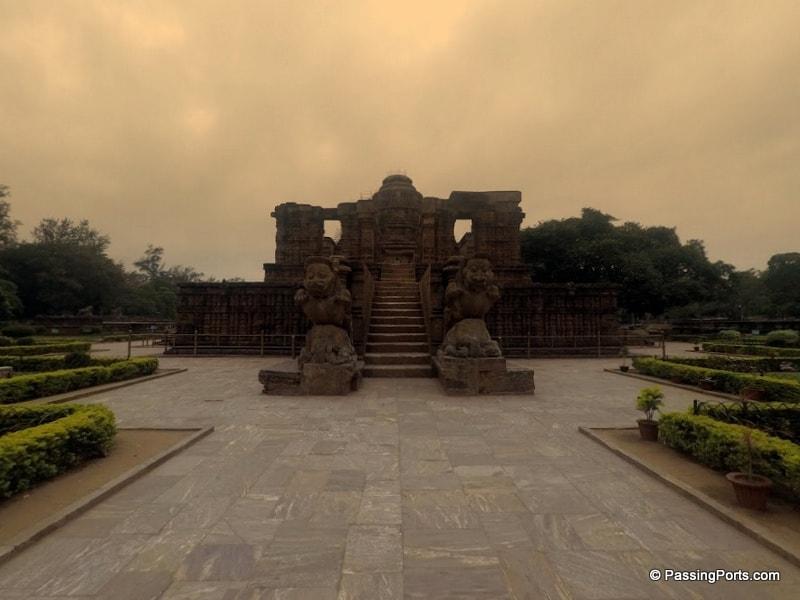 Temples in Odisha