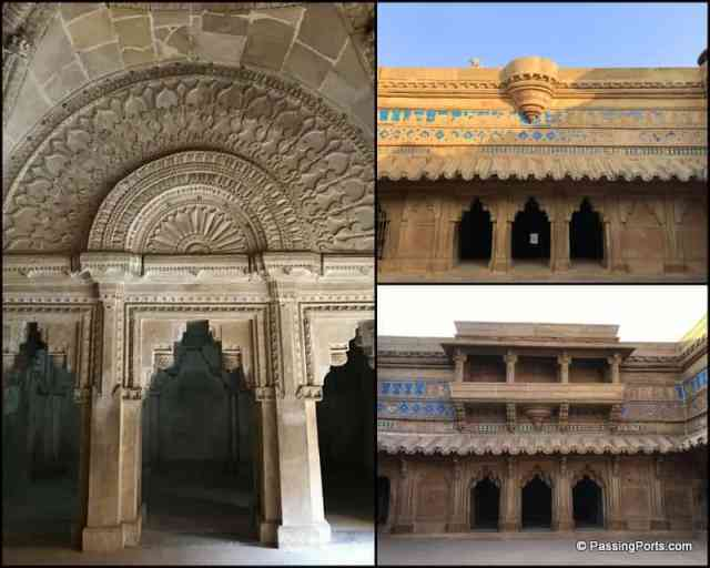 Visit the Man Singh Palace in Gwalior