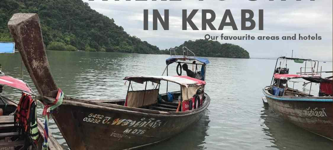 Which hotel to stay in Krabi