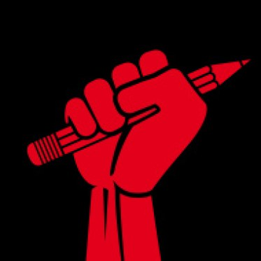 PencilProtestHand
