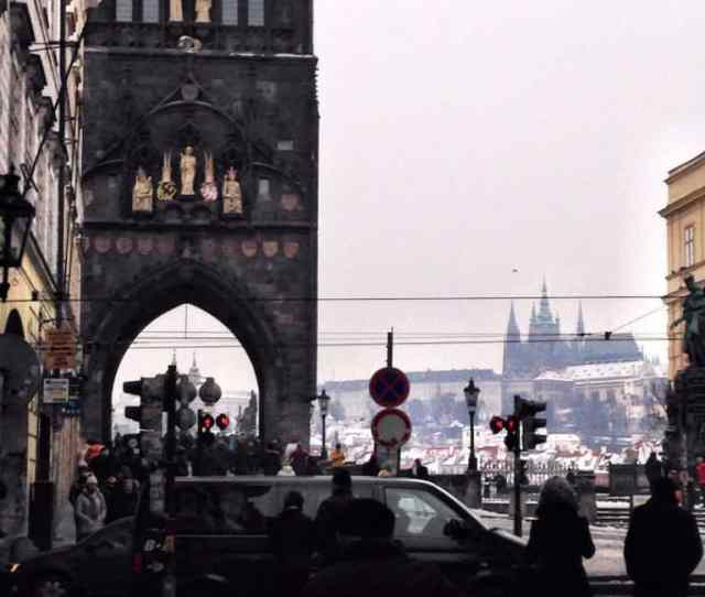 Gothic Tower Things To Do In Prague What Not To Miss For First Timers Traveling