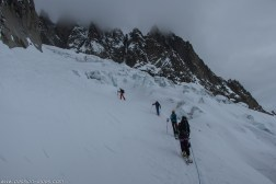 Glacier d'Envers de Blaitière