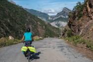 Arrivée au barrage de Koman