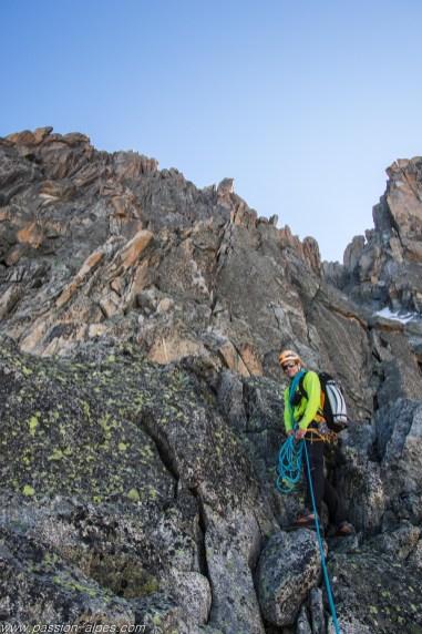 Un bastion qui vaut bien le meilleur du Mont-Blanc
