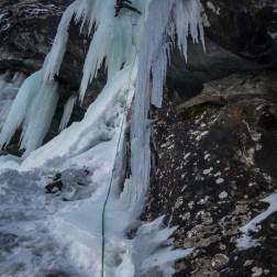 Cascade de Bonatchiesse, Val de Bagnes