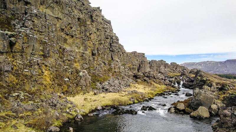 Circuit Islande, découverte du site de Pingvellir