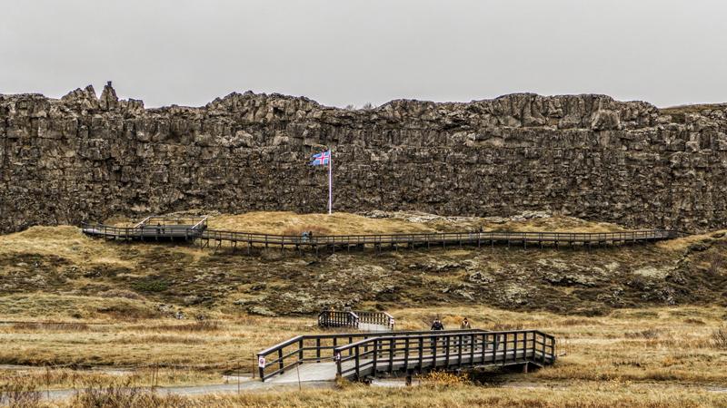 histoire de l'islande, le blog : Le site du parlement historique de Pingvellir