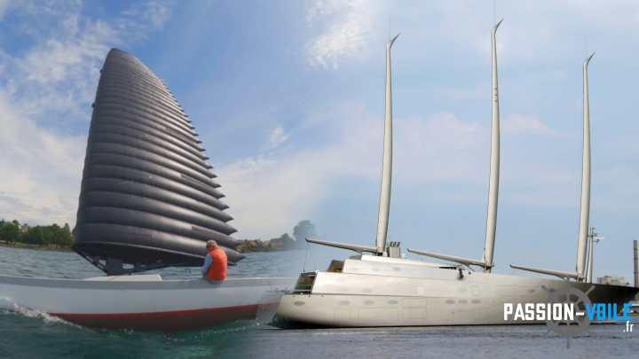 Top 5 des bateaux à voile extraordinaires 2018