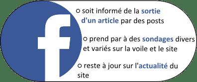 facebook info à propos