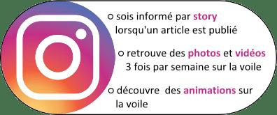 instagram info à propos