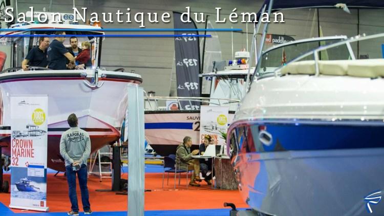 Salon Nautique du Léman salons nautiques 2019