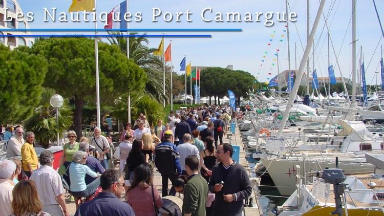les-nautiques-port-de-camargue salons nautiques 2019