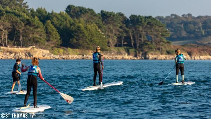 Stand UP Paddle : les bienfaits pour un voileux