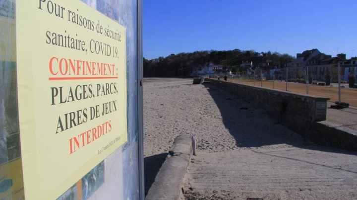 Covid-19 : Les activités nautiques et de plaisance restent interdites