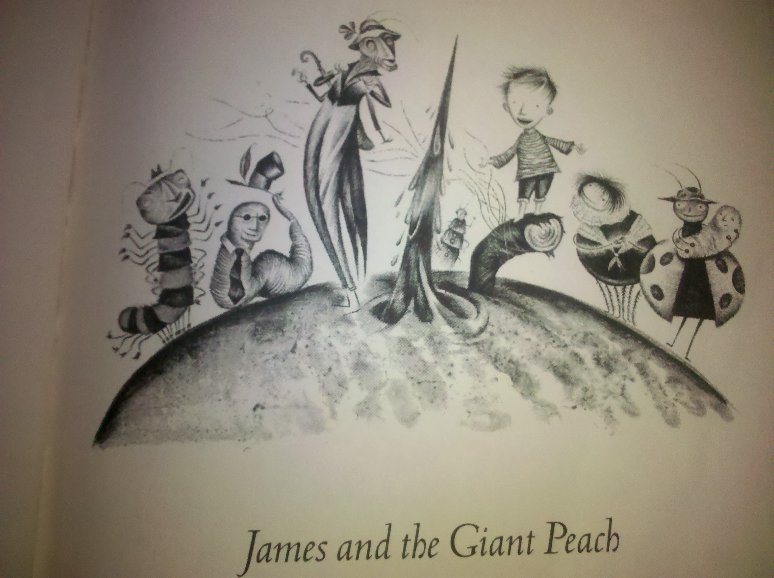 James And The Giant Peach Children S Books Amp More
