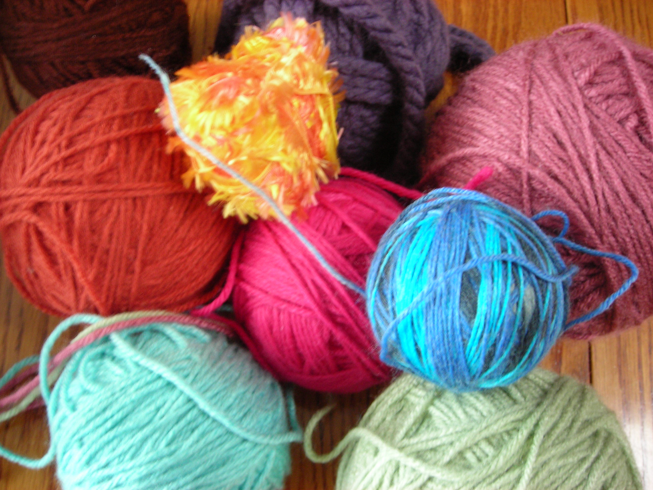 A Z Photo Challenge Y Is For Yellow Amp Yarn Children S