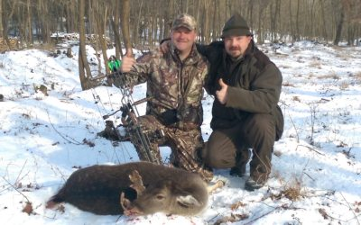 Best Hunting In Europe: Steve's Testimonial