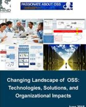 The Changing Landscape of Operational Support Systems (OSS): Technologies, Solutions, and Organizational Impacts