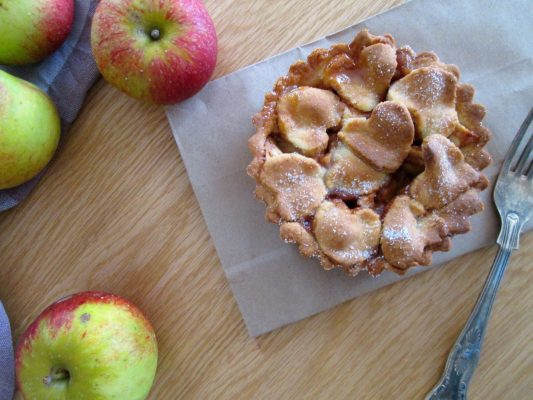 Personal Apple Pie