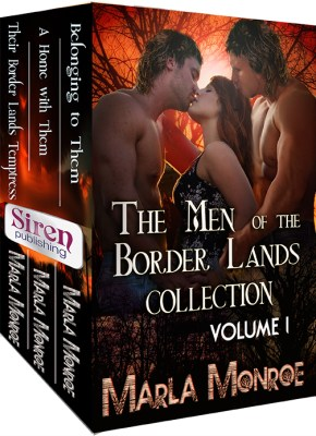 3 book volume the borderlands