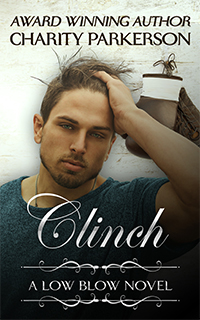 CLINCH AS A NOVEL FRONT COVER-Recovered