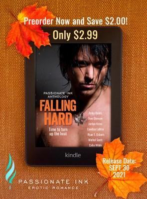 Falling Hard anthology cover